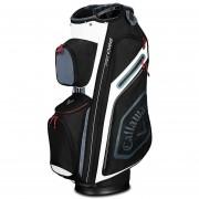 Bolsa de Golf Callaway Chev Org Black/Titanium/White Cart Bag