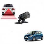 Auto Addict Car Styling Anti Collision Safety Line Led Laser Fog Lamp Brake Lamp Running Tail Light-12V Cars For Maruti Suzuki Ritz