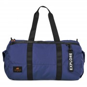 Lazy Bear Lealand Blaue Faltbare Duffle Bag Limitierte Edition