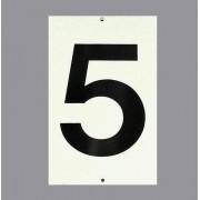 Numere pentru terenul de tenis (de la 10 – 20)