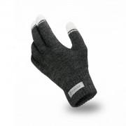 Rękawiczki męskie PaMaMi - Ciemnoszary