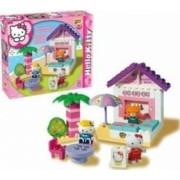 Set constructie Unico Plus Hello Kitty Minibar