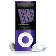 Apple iPod Nano 5th Generation 8GB Purple Refurbished