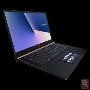 """ASUS ZenBook Pro 14 UX480FD-BE012R, 14"""" FullHD LED (1920x1080), Intel Core i7-8565U 1.8GHz, 16GB, 512GB SSD, GeForce GTX 1050 MAX Q 4GB, Win 10 Pro, blue"""