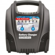 Incarcator acumulator auto automat marca Streetwize 6/ 12V 6Amp redresor cu led nivel incarcare a bateriei Kft Auto