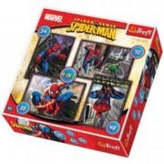 Puzzle SpiderMan 4 in 1 34120 Trefl