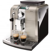 Espressor automat Philips Saeco Syntia HD8836/19, 1400 W, 15 bar, 1.2 L, Argintiu/Negru