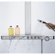 Set de dus Hansgrohe gama Rainmaker Select 460, 2 functii Showerpipe, EcoSmart