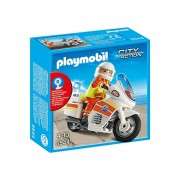 Mотор за спешна медицинска помощ със светлини Playmobil 5544