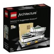 Lego architecture museo solomon r guggenheim