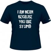I am mean - Albastru - SolS Regent - L