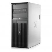 Calculator HP 7900 MT, Intel Quad Core X3330, 2.66GHz, 4GB DDR2, 160GB, DVD-RW