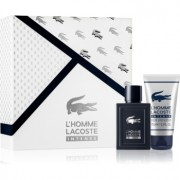 Lacoste L'Homme Lacoste Intense coffret I. Eau de Toilette 50 ml + bálsamo after shave 75 ml
