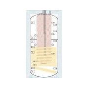 Akumulační nádrž DUO 750/200 PR