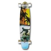 Miller Kabuki Longboard Skateboard 107cm