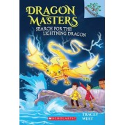 Search for the Lightning Dragon, Paperback
