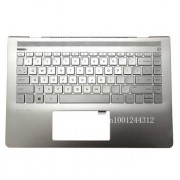 HP New Original For HP PAVILION 14-BF 14-BF040WM Palmrest Upper Case Keyboard Bezel Cover US Backlit 933313-001