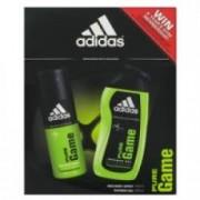 Adidas Pure Game 150 ml DNS + 250 ml SG Pánská dárková sada
