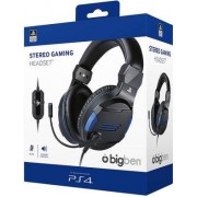 BigBen PS4 BigBen Stereo Gaming Headset V3 Wired