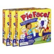 Hasbro Pack de 3 boîtes du jeu de société Pie Face