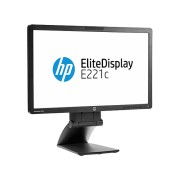 "Monitor LED 22"" HP E221C"