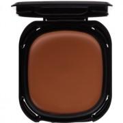 Shiseido Base Advanced Hydro-Liquid base de maquillaje hidratante compacta - recambio SPF 10 tono I100 Very Deep Ivory 12 g