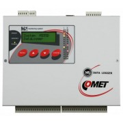 Data logger COMET SYSTEM MS55D, memorie 480000 de inregistrari, 16 intrari analogice/digitale, alarma, Ethernet, USB, RS485/RS232