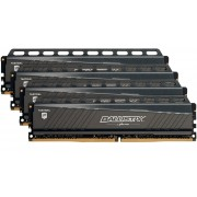Ballistix Tactical 32GB Kit (16GBx2) DDR4 3000 MT/s (PC4-24000) DR x8 DIMM 288-Pin - BLT2K16G4D30AETA