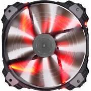 Ventilator Carcasa DeepCool Xfan 200 Red LED