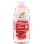 Dr. Organic Organic Pomegranate Body Wash - 250 ml