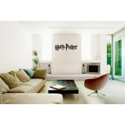 Harry Potter feliratú falmatrica
