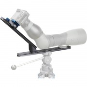 Novoflex Support de digiscopie QPL-SCOPE pour longue-vue à visée inclinée
