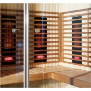 Radiator IR pentru saune 400W