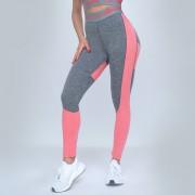 GymBeam Ženske tajice Ultrafit Heather Pink S