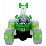 Rechargable 360 Degree Rotating Stunt Car Assorted Color