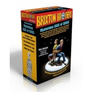 Brixton Brothers Mysterious Case of Cases: The Case of the Case of Mistaken Identity; The Ghostwriter Secret; It Happened on a Train; Danger Goes Bers, Paperback