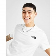 The North Face Simple Dome T-shirt, Bianco