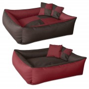 BedDog MAX QUATTRO Bed for a dog M till XXXL , 6 colours to choose, pillow,sofa, basket for a dog