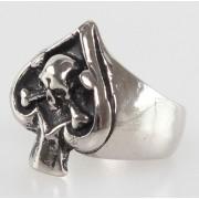 prsten SKULL - PSY112