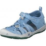 Keen Moxie Sandal Children Powder Blue/vapor, Skor, Sandaler & Tofflor, Sportsandal, Blå, Turkos, Barn, 30