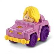 Fisher Price Little People Wheelies - Rapunzel