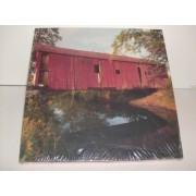 Bridging the Past Covered Bridge 500 Piece Puzzle by The Treasure Collection