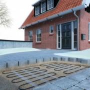Covor pentru degivrare exterioara: MAGNUM Outdoor Mat 1500watt/5m²