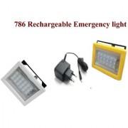 Black Cat 12W Emergency Light 786 Multi - Pack of 2