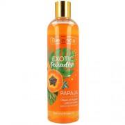 Bielenda Ulei de duș și baie Exotic Paradise Papaja (Bath And Shower Oil) 400 ml