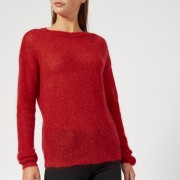 Gestuz Women's Molly Pullover - Valliant Poppy - L - Red