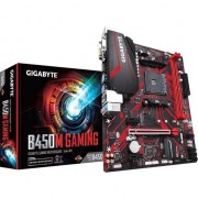 Placa de baza GIGABYTE B450M GAMING Socket AM4, rev. 1.0