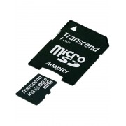 Transcend Flash-minneskort - 4 GB