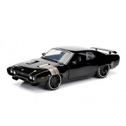 Jada Toys Fast & Furious 8 Diecast Toy Car Dom'S Plymouth Gtx Vehicle (1:24 Scale)