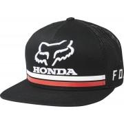 Fox Honda X Snapback Cap Negro un tamaño